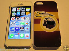 Washington Red Skins NFL Football Hard Plastic Full Case Apple iPhone SE 5S 5G 5