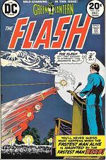 The Flash Comic Book #224, DC Comics 1973 VERY FINE+
