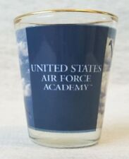 UNITED STATES AIR FORCE ACADEMY SHOT GLASS   BRAND NEW