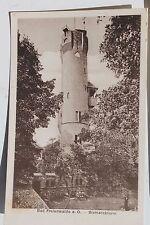 27385 AK Bad Freienwalde a. O. Bismarckturm um 1920