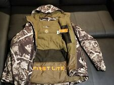 First Lite Sanctuary Hunting Jacket - XL Cipher camo coat