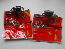 Pest Stop Wasp Trap Bag : Pack Of 2 : PSBWT