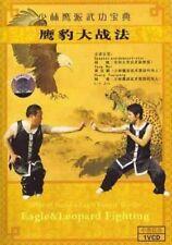 Chinese Shaolin Wushu Eagle vs Leopard Kung Fu Dvd martial arts techniques