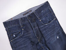 LS5492 G-STAR RAW JEANS PANTS ORIGINAL GSTAR RADAR JACK 3D KNEES size W31 L34