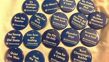 Penn State Bank Buttons - Many to choose from - $1.00 each