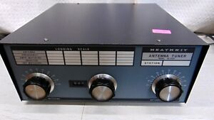 Heathkit SA-2040 2kW Antenna Tuner With Built in Balun & Manual