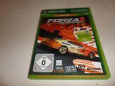 XBOX 360 Michael Forza Motorsport 2