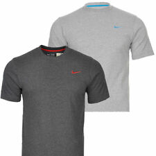 Nike Crew Neck Short Sleeve Regular Size T-Shirts for Men