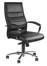 Chefsessel Bürostuhl Drehstuhl Bürosessel Topstar TD Lux Leder schwarz B-Ware