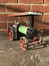 Mamod TE1 Steam Traction Engine Model