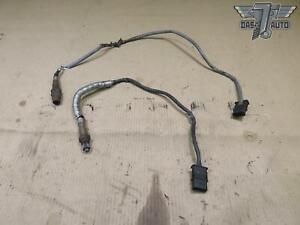 07-11 BMW E90 E91 E92 E93 335i 335xi N55 SET OF 2 O2 OXYGEN LAMBDA SENSOR OEM