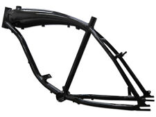 BBR Tuning 26 Inch Motorized Bicycle Frame w/ 2.4L Built In Gas Tank- Black