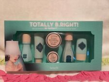 Benefit Cosmetics Totally B.Right 6-PIECE SET. Radiant Skincare Set