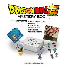 Dragon Ball Super DBS DBZ LOOT Box MYSTERY 📦 Collectibles + ART **FREE SHIP**🐉