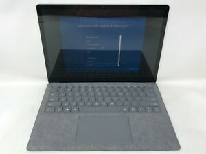 """Microsoft Surface Laptop 4th Gen 13.5"""" 2021 2.2GHz AMD 8GB 256GB SSD - Excellent"""