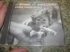 CHOKE CHAIN BLUES by the BOARD Of DIRECTORS rare oop rock southern swampy rb
