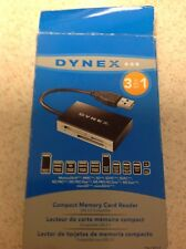 USB 2.0 All-in-1 Compact Multi Card Reader Adapter High Speed