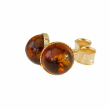 Butterfly Natural Amber Fine Earrings
