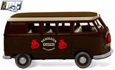 "Wiking H0 078853 VW T1 Bus ""Ligue hanséatique Café"" - NEUF + EMBALLAGE D'ORIGINE"