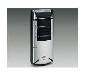 Braun 5414 Flex Integral Akku-Netz-Rasierer mit Flex Integral guter Zustand
