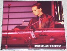 Gary Numan Engineers 2008 CD
