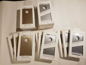 Job Lot of 17 Moshi Armour Iphone 6/6s Plus premium metallic cases