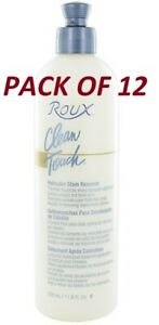 Roux Clean Touch Hair Color Stain Remover, 11.8 oz - PACK OF 12