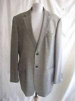 """Mens Suit Jacket - M&S, 42"""" chest/107cm LONG, 92% lambswool, 'Olive' colour 1351"""