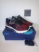 Asics Gel Nimbus 21 SPS Running Shoes Trainers-Chili escama/AZUL-SIZE UK 8