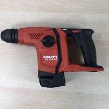 Hilti Te 6 A22 Cordless Hammer Drill