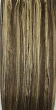 "18"" 20"" 22"" 24"" 1 GRAM/1G Micro Rings Easy Loop 100% Real Human Hair Extensions"