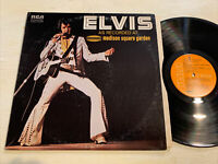 Elvis Presley As Recorded At Madison Square Garden LP RCA Stereo EX!!!!