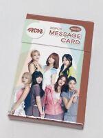 AOA Photo Message Card 30 Pcs KPOP Sulhyun Yuna Mina Jimin Choa Hyejung Chanmi