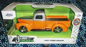 🔥RARE FIND🔥 Jada Toys 1941 Ford Pickup  Just Trucks Series 1:32 Scale