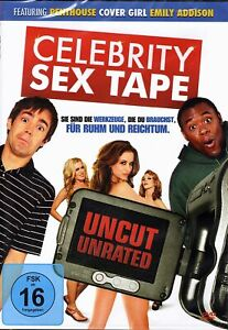 Celebrity Sex Tape (DVD) NEU&OVP - Featuring Penthouse Cover Girl Emily Addison