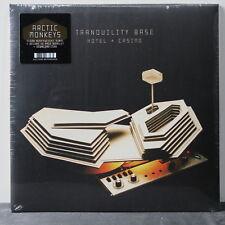 ARCTIC MONKEYS 'Tranquility Base Hotel & Casino' Ltd Edition CLEAR Vinyl 2LP NEW