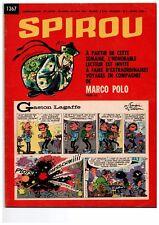 ▬► Spirou Hebdo n°1367 du 25 Juin 1964 Complet AVEC mini-récit