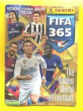 Panini FIFA 365 2018 Collection - Extra 'E' Stickers (Schalke, Inter, AC Milan)