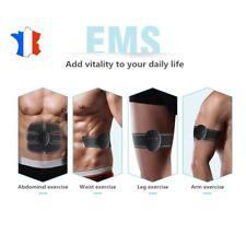Electro-stimulateur kit 6 pièces Fitness  Abdos/Bras/Jambes électrodes centrale