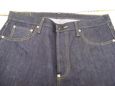US Denim 38 waist Trousers, Reproduction WWII 1940S 50S