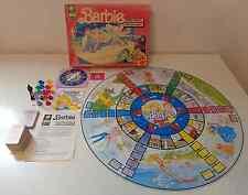 Gioco in Scatola Vintage Board Game Italiano 1990 Mattel BARBIE Ken ITA Bambola