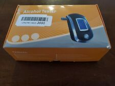 Breathalyzer, Professional Breath Alcohol Tester, Digital Battery Power Alcohol