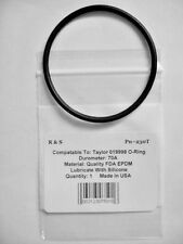 Taylor 019998 O-Ring / R&S 230T / Quality FDA EPDM Material