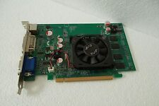 EVGA GeForce 8400 GS PCIe 2.0 x16 Video Card 512MB DVI VGA TV-Out 512-P2-N738-LR