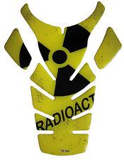 CUSCINETTO SERBATOIO 3d radioactive YELLOW 500243 universalmente corrispondente SERBATOIO MOTO PROTEZIONE
