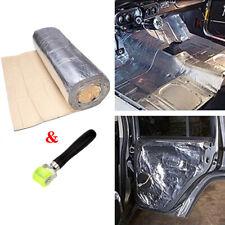Car Auto Parts Truck Sound Deadener Heat Insulation Underlay Shield Mat 60