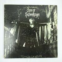 Harry Nilsson Vinyl Gatefold LP and Poster Son of Schmilsson