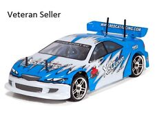 Redcat Racing Lightning STR 1/10 Scale Nitro On Road Car - Veteran Seller -
