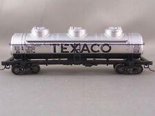 Athearn - Texaco - 40' 3 Dome Tank Car+ Wgt # 270 w/Kadees