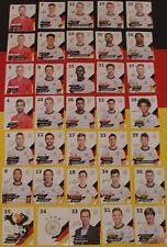 Rewe EM 2020 Komplett Set / Satz alle 35 verschiedenen Sammelkarten Karten DFB!!